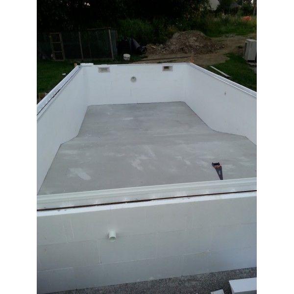 Les 20 meilleures id es de la cat gorie cout piscine sur for Cout piscine beton