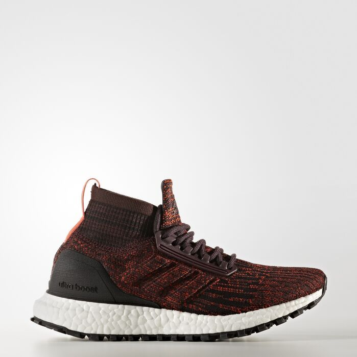 Ultraboost All Terrain Shoes Dark Burgundy Kids Products In 2019 Adidas Adidas Sneakers Adidas Shoes