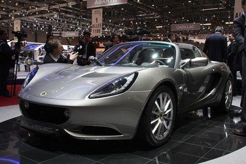 2013 Lotus Elise Prices, Photos, Preview