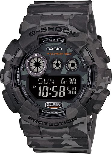 GD120CM-8 - Classic - Mens Watches | Casio - G-Shock