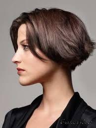 Картинки по запросу короткие стрижки для тонких волос фото