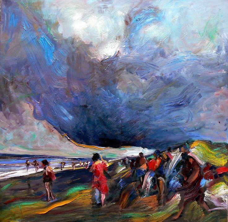 La Tormenta Del Color, Claudio Scheffer