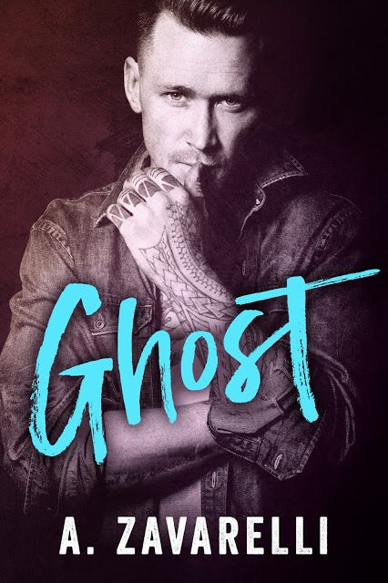 Twisted Sisters' Book Reviews: Release Blitz - Ghost by A. Zavarelli