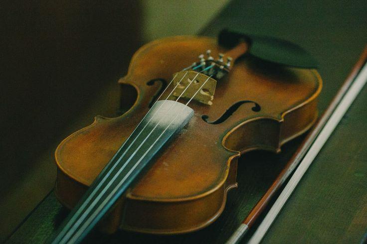 skrzypce góralskie