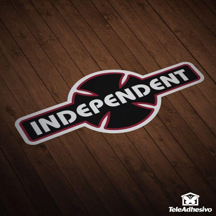 Autocollants Independent Truk Company 2