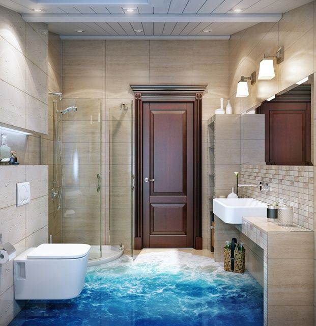 Beautiful Bathrooms With Bidet: 1819 Best Images About Refreshing Bathroom Ideas (Citrus