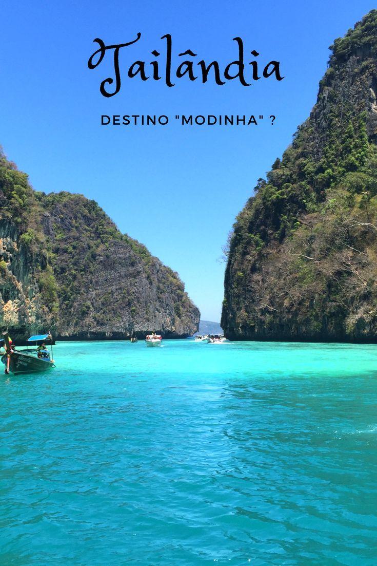 cbc2ace1a397a1 Tailândia: Viagem dos Sonhos? | places to visit | Viagem, Tailândia ...
