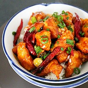 Our General Tso's is lighter, spicier, and has greater depth than anything you can order from a classic Chinese takeout restaurant.