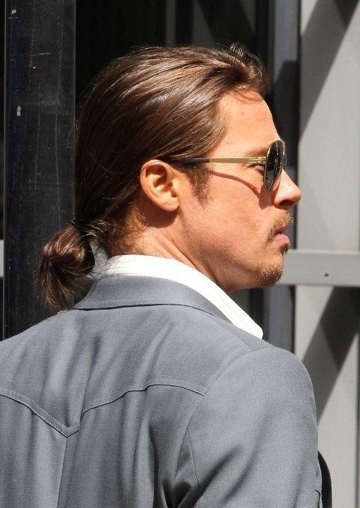 Men Ponytail Pshn | Mens Hairstyles |