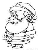 Santa Coloring Pages, Santa Claus Coloring Pages, Santa Clause Coloring Pages, Santa Color Pages, Free Santa Coloring Pages, Santa Coloring Page, Santa Coloring Sheets, Santa Coloring Book Pages.