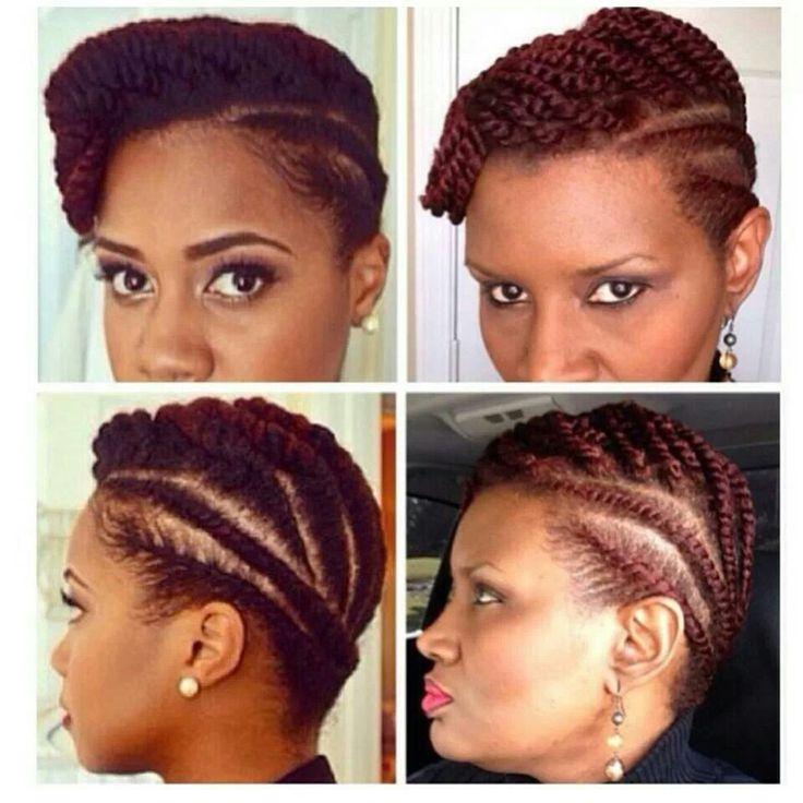 Pleasing 1000 Images About Twist Amp Braid Beauty On Pinterest Flat Twist Short Hairstyles Gunalazisus