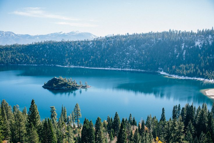Emerald Bay - Lake Tahoe - Do you have any favorite spots around Tahoe? We rented a cabin in Homewood (West Lake Tahoe) but would love any recommendations for our next trip. For those of you that had been asking before, we used Tahoe Luxury Properties and found a great place that fit our whole family.