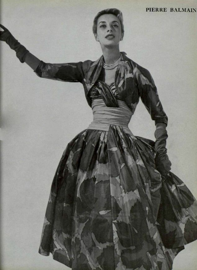 early 1950s fashion - photo #28