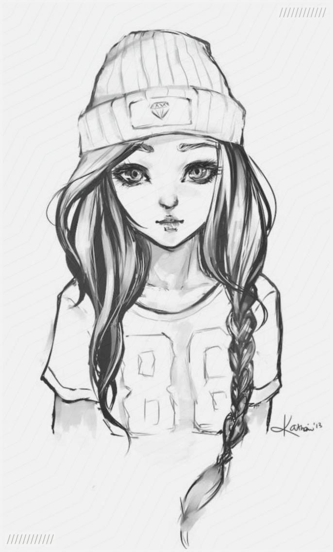 1001 Ideen Und Inspirationen Fur Schone Bilder Zum Malen In 2020 Hipster Zeichnungen Einfache Niedliche Zeichnungen Bilder Zum Nachmalen
