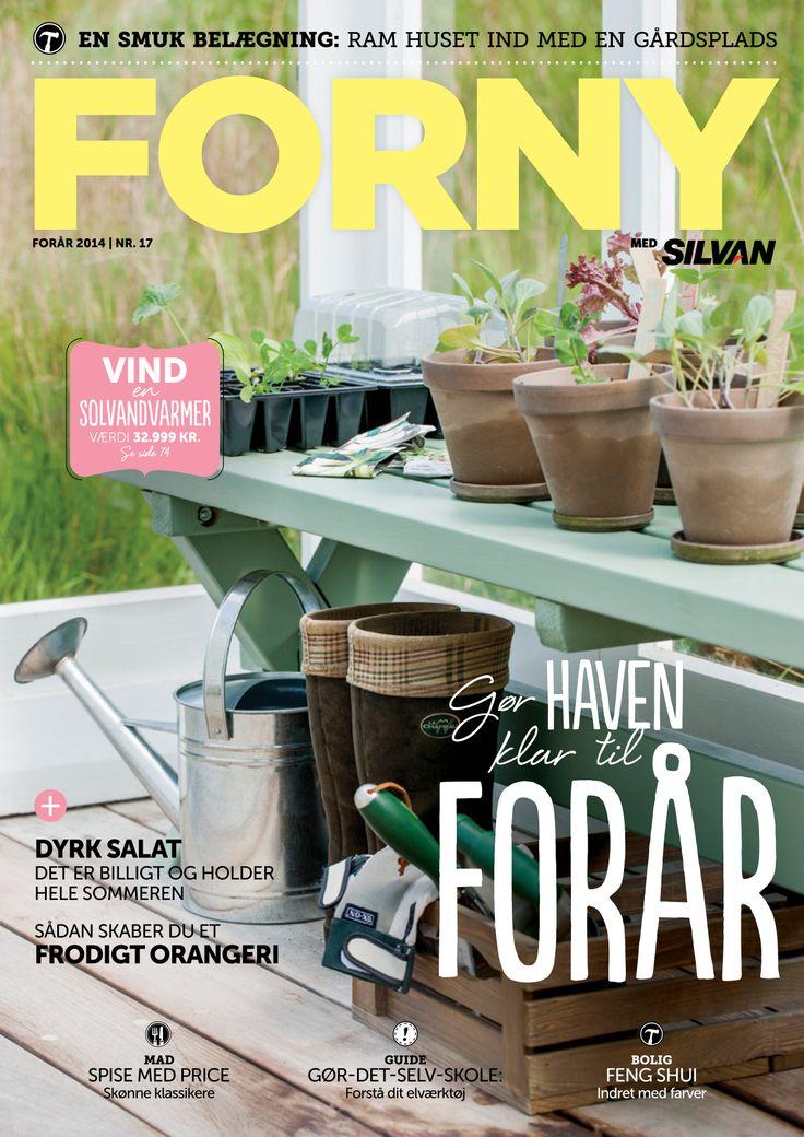 FORNY med Silvan, magasin nummer 17, forår 2014