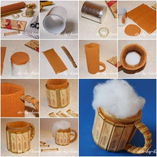 DIY Crafts Step by Step ... I think this is great! See more awesome stuff at http://craftorganizer.org