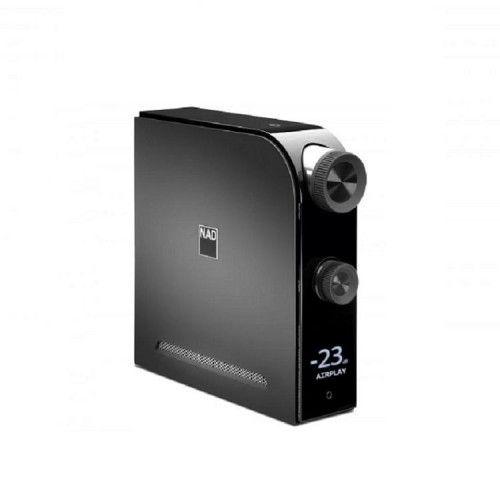 AMPLIFICADOR INTEGRADO NAD D 7050. Amplificador digital integrado estereofónico con DAC 24/192.AirPlay, Bluetooth aptX, UPnP, 2 x entradas dig.opticas, 2 x entradas dig. RCA, 1 x entrada USB. 1 x salida RCA, Mando a distancia. Potencia de salida de 2×50 W continuos.  #Amplificador #Integrado #HiFi #NAD #altafidelidad