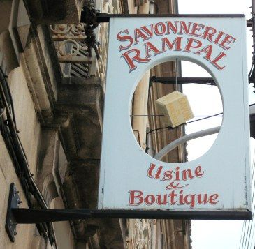 Bonne adresse Salon de Provence - Savonnerie Rampal Latour