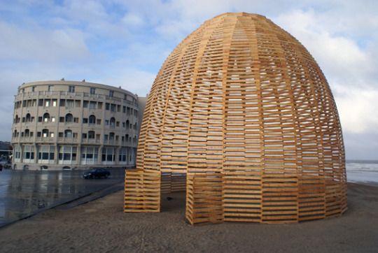 Installations by Aeneas Wilder
