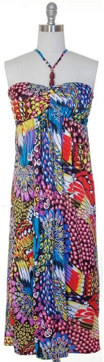 Hot in Paradise dress in large