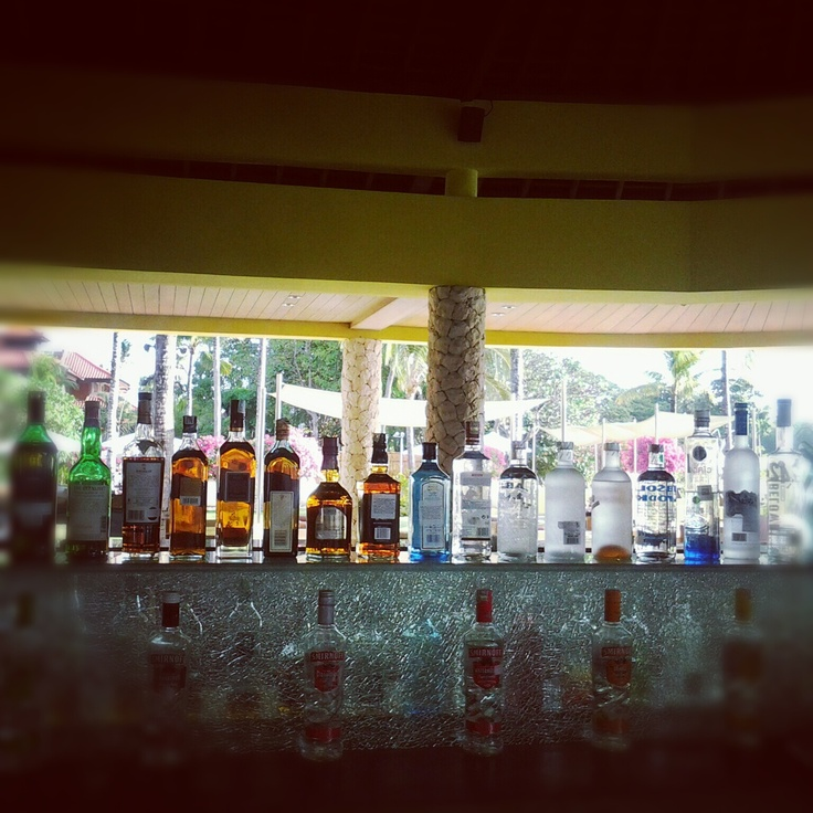 Which is your favorite? #alcohol #drinks #whiskey #night #club #bar #bali #kuta #tuban #indonesia