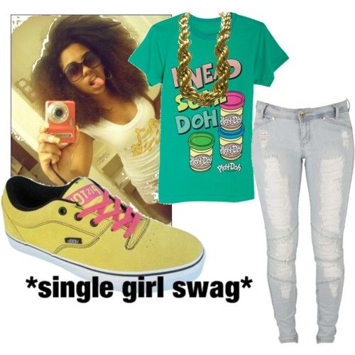 Images Of Pretty Girl Swag