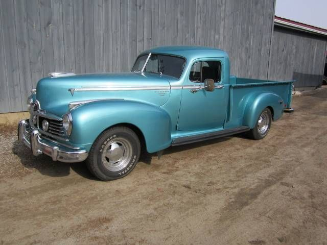 1947 hudson coupe express pickup for sale hemmings motor for Hemmings motor cars for sale