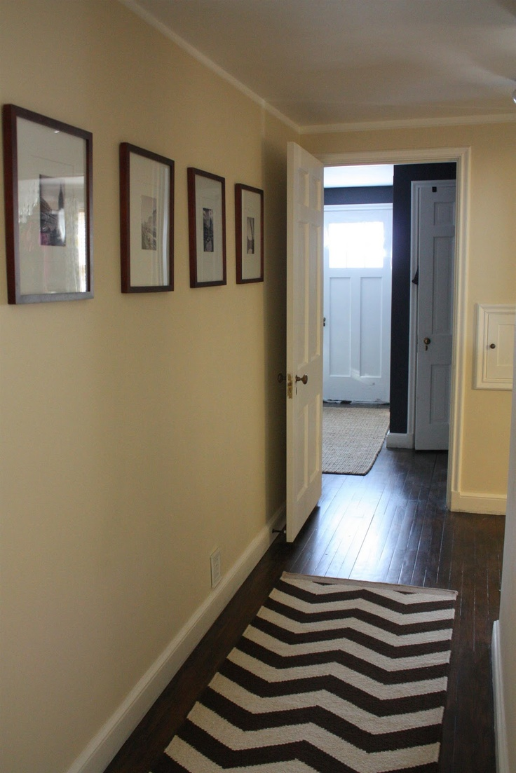 Can you paint rubber floor mats - Idea For Hallway Rug How About A Painted Floor Mat