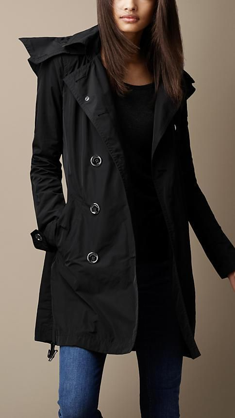 1000  ideas about Hooded Trench Coat on Pinterest | Trench coats