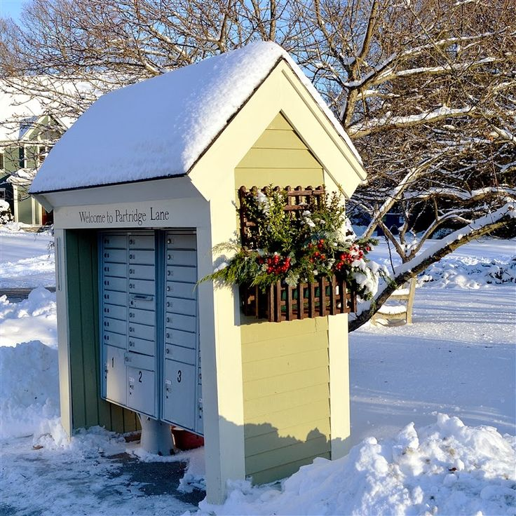 19 Best Images About Cluster Mailboxes On Pinterest