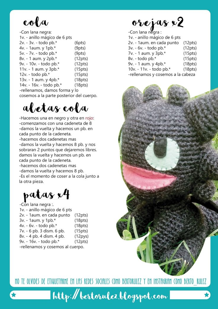 491 best amigurumis images on Pinterest | Crochet bear, Album and ...