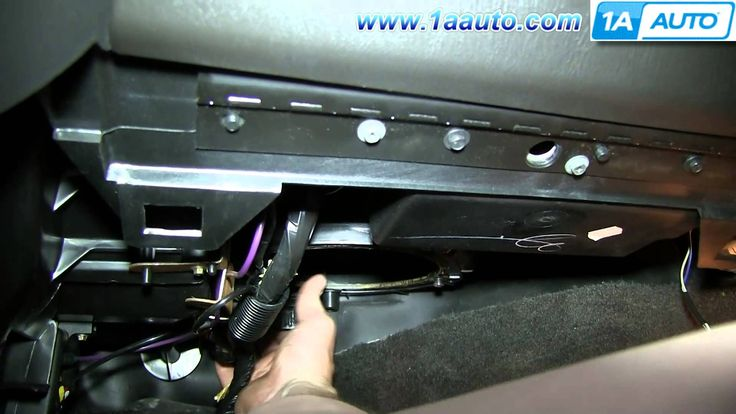 awesome How To Install Replace Heat AC Fan Speed Control Resistor 2000-07 Chevy Monte Carlo