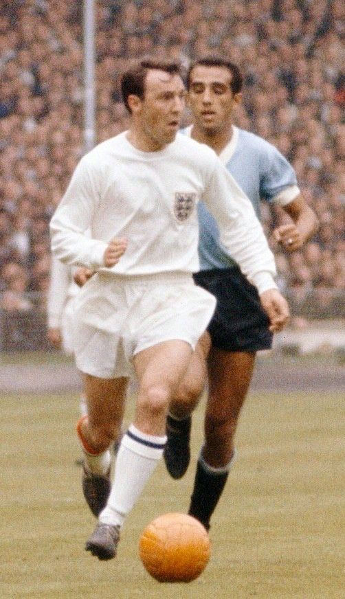 Jimmy Greaves England