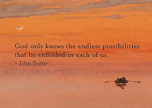 Lilias Trotter - Endless Possibilities