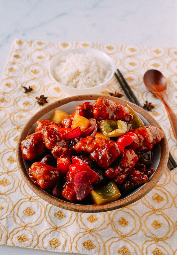 Sweet and sour pork is one of the most popular Chinese restaurant dishes ever, but as with most classics, it's hard to find a go-to recipe. Look no further!