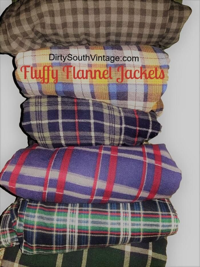 Mystery Lined Flannel Shirt/Jacket, Warm, Soft & Comfy, All sizes/colors