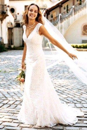 Unique Column Wedding Dresses For Column Sheath Hot Sale Wedding Dresses Column/Sheath