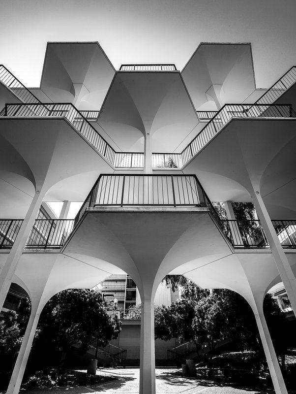 Column, Casa Bonaventura Ferrer ~ Barcelona, Spain