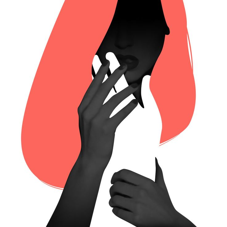 <p>Warsaw based Polish artistTomasz Wagner is the author of these very visual digital illustrations, depicting very expressive enigmatic silhouettes. Brilliantly using warm hues and greyscale silhoue