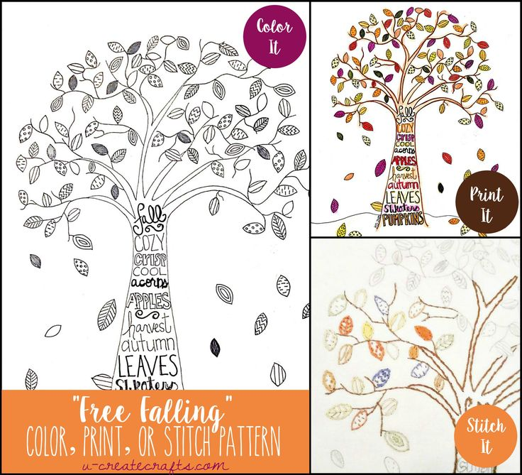 Crayola Coloring Pages Autumn Leaves 257 Best Grown Up Images