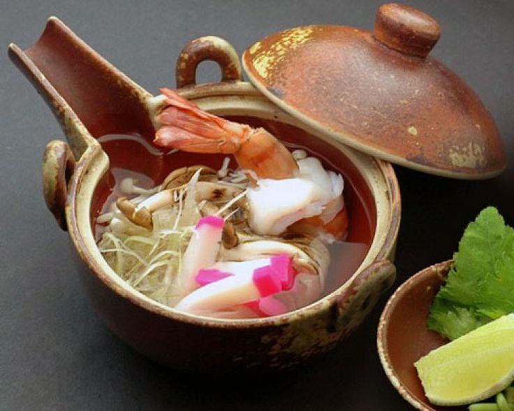 Dobinmushi at Honzen