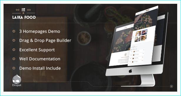 18 Drupal Compatible Commerce Themes