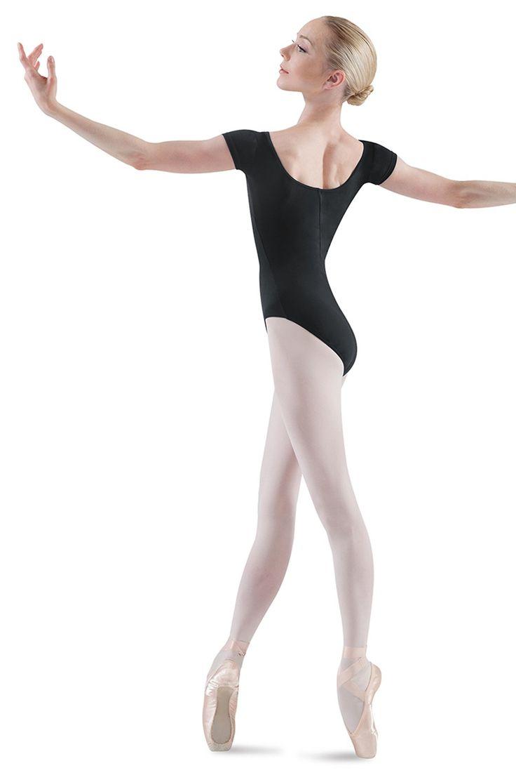 L6902- Cap Sleeve Leotard- Women's Dancewear & Accessories - Bloch® US Store