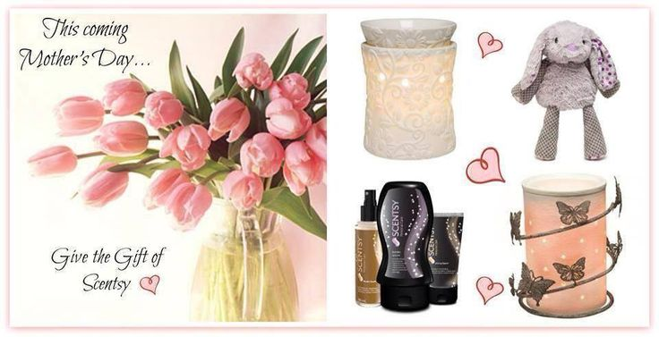 #Scentsy #gorgeous scents #Glorious Scents   #memories #fresh #clean  #Mothers day