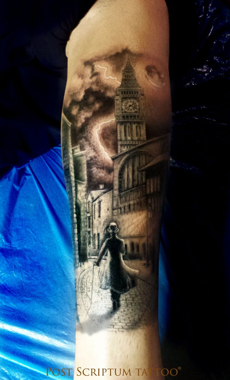 London tattoo, Jack the ripper