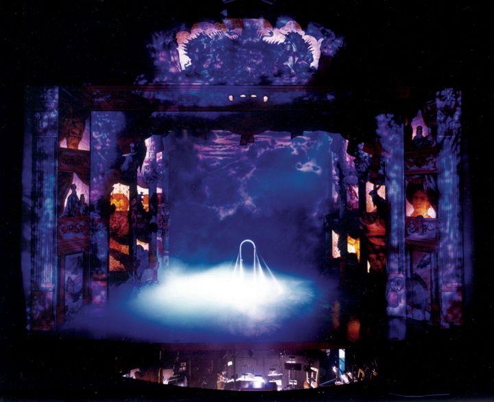 Set from The Secret Garden on Broadway by Heidi Landesman ...