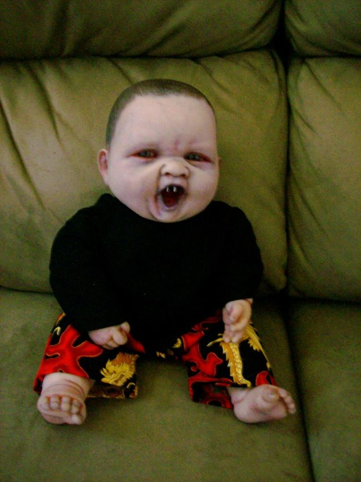 245 Best Scary Dolls Images On Pinterest Puppets