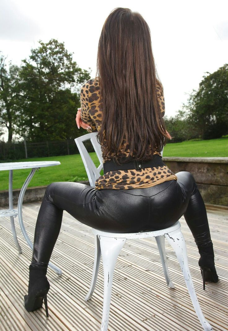girl in leather leggings porn