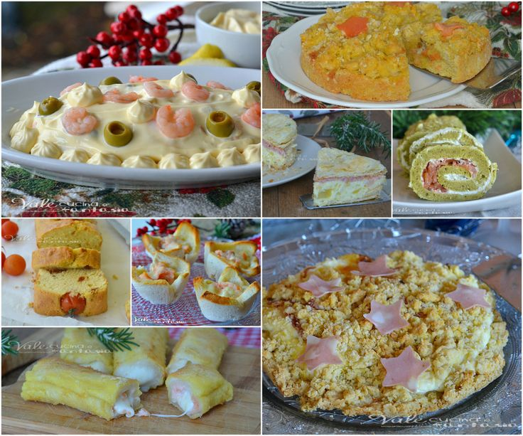 Antipasti per le feste di Natale facili e veloci