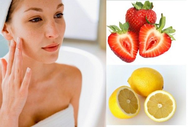 Strawberry & Egg White Face Mask To Make Skin Glow And Soft At Home